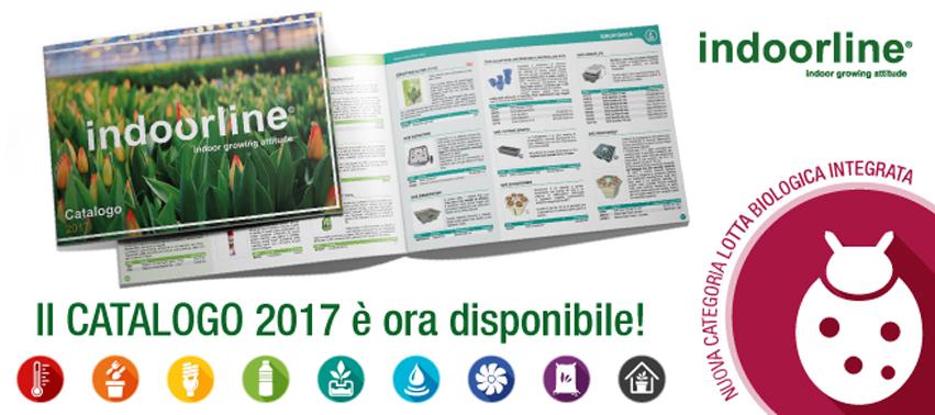 Catalogo Indoorline 2017