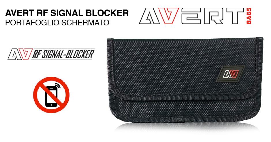 AVERT RF SIGNAL BLOCKER