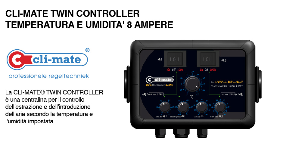 Twin Controller