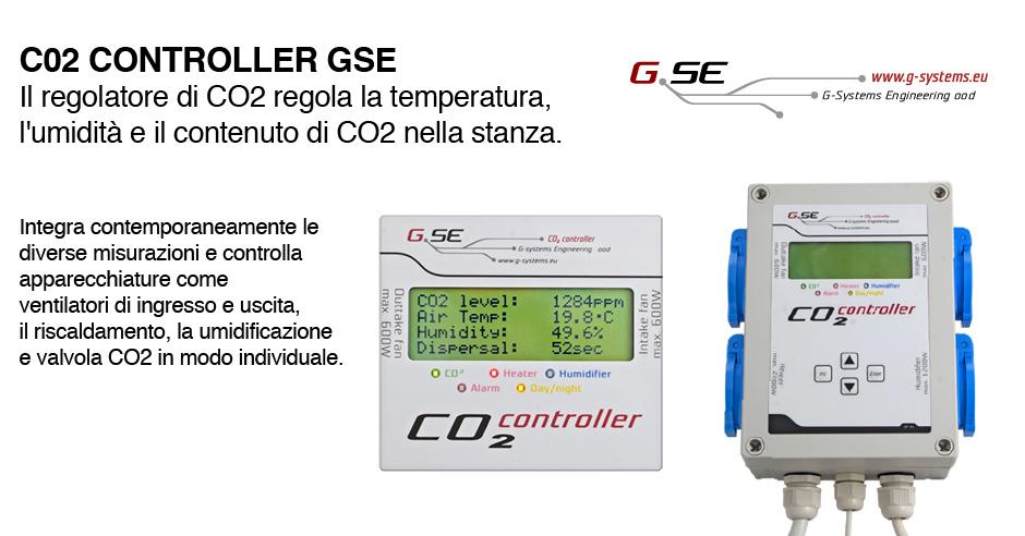 gse c02 controller